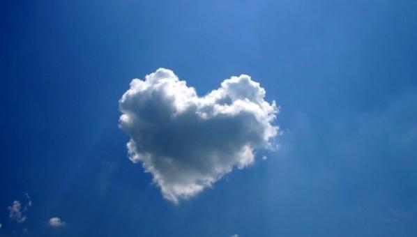 Serce na niebie