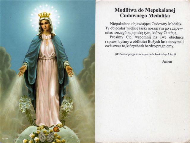 NMP Cudownego Medalika