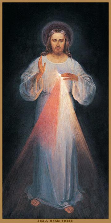 ObrazJezusa miłosiernego