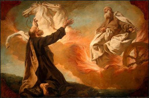 Anioł i Eliasz