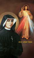 Jezus i Faustyna