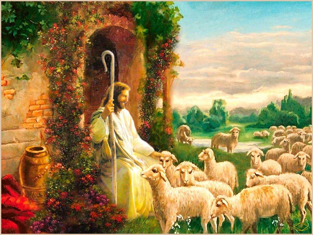 Bóg pasterz